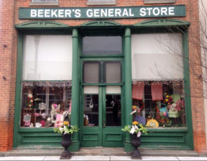 Beeker's General Store - Downtown Pemberville, Ohio
